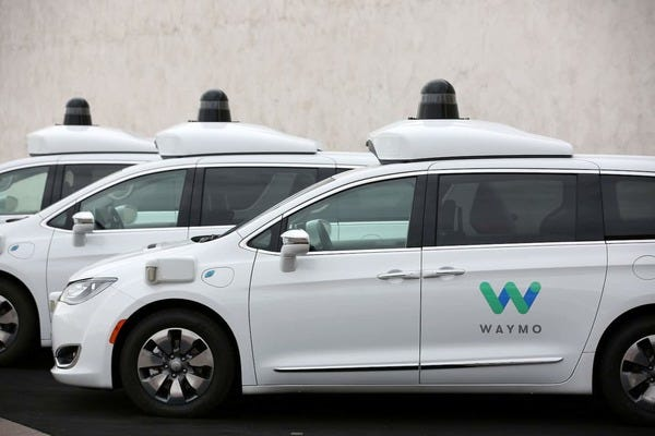 Waymo launches fully driverless service to the public.