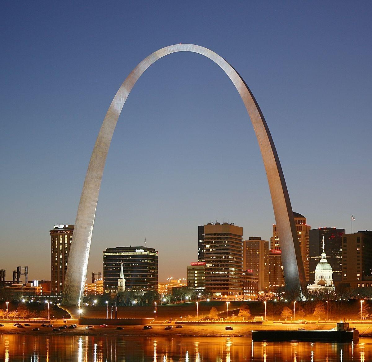 Gateway Arch - Wikipedia