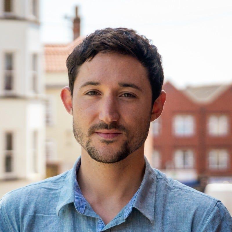 Profile photo of Adam Cantwell-Corn