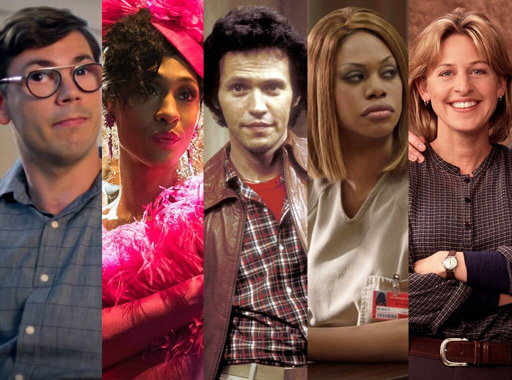 Image result for visible queer out on television