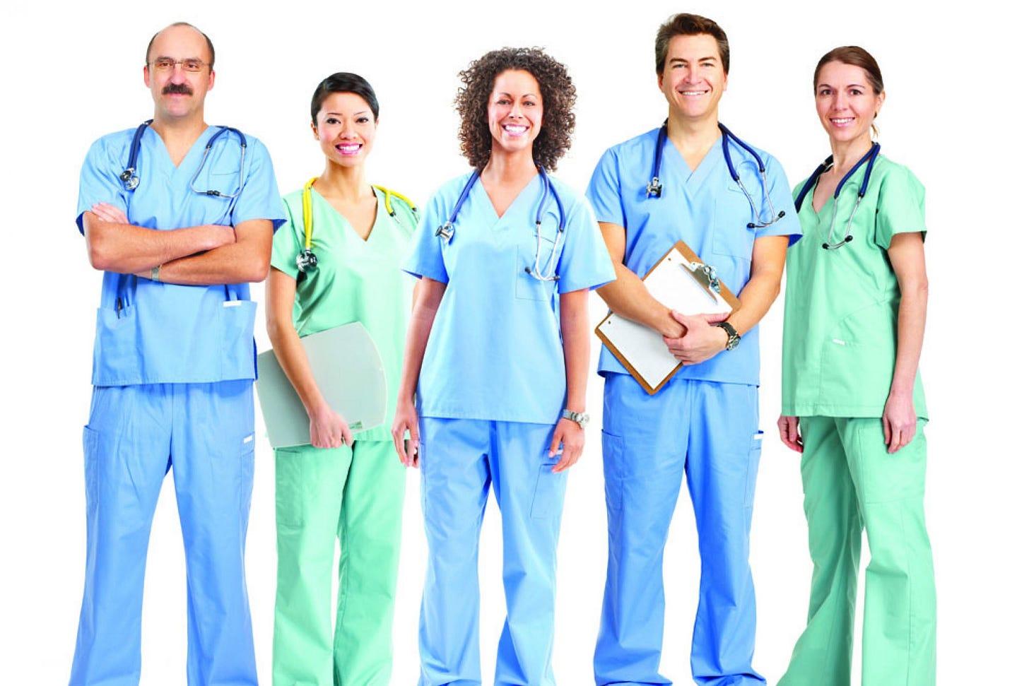 National Workforce Statistics Shed Light on Today's Nursing Industry |  Salute to Nurses - Noozhawk.com