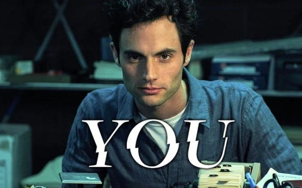 You: Season Two; Lifetime Series Moves to Netflix for December Return -  canceled + renewed TV shows - TV Series Finale