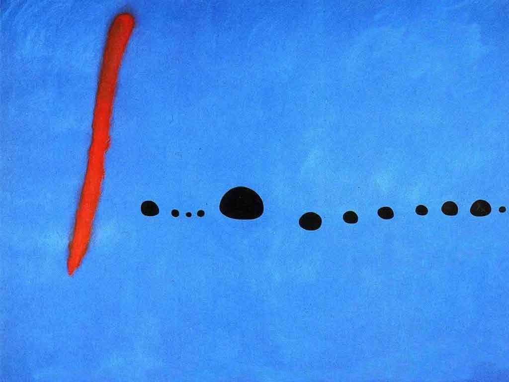 Joan Miro: Sensitive to the World   Surovek Gallery