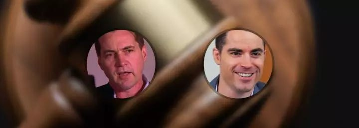 Court rules for Roger Ver in Craig Wright's Satoshi defamation lawsuit