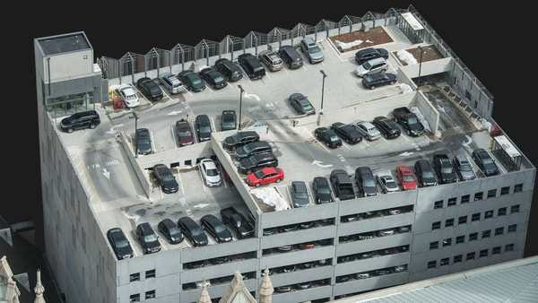 We need to be converting parking garages now