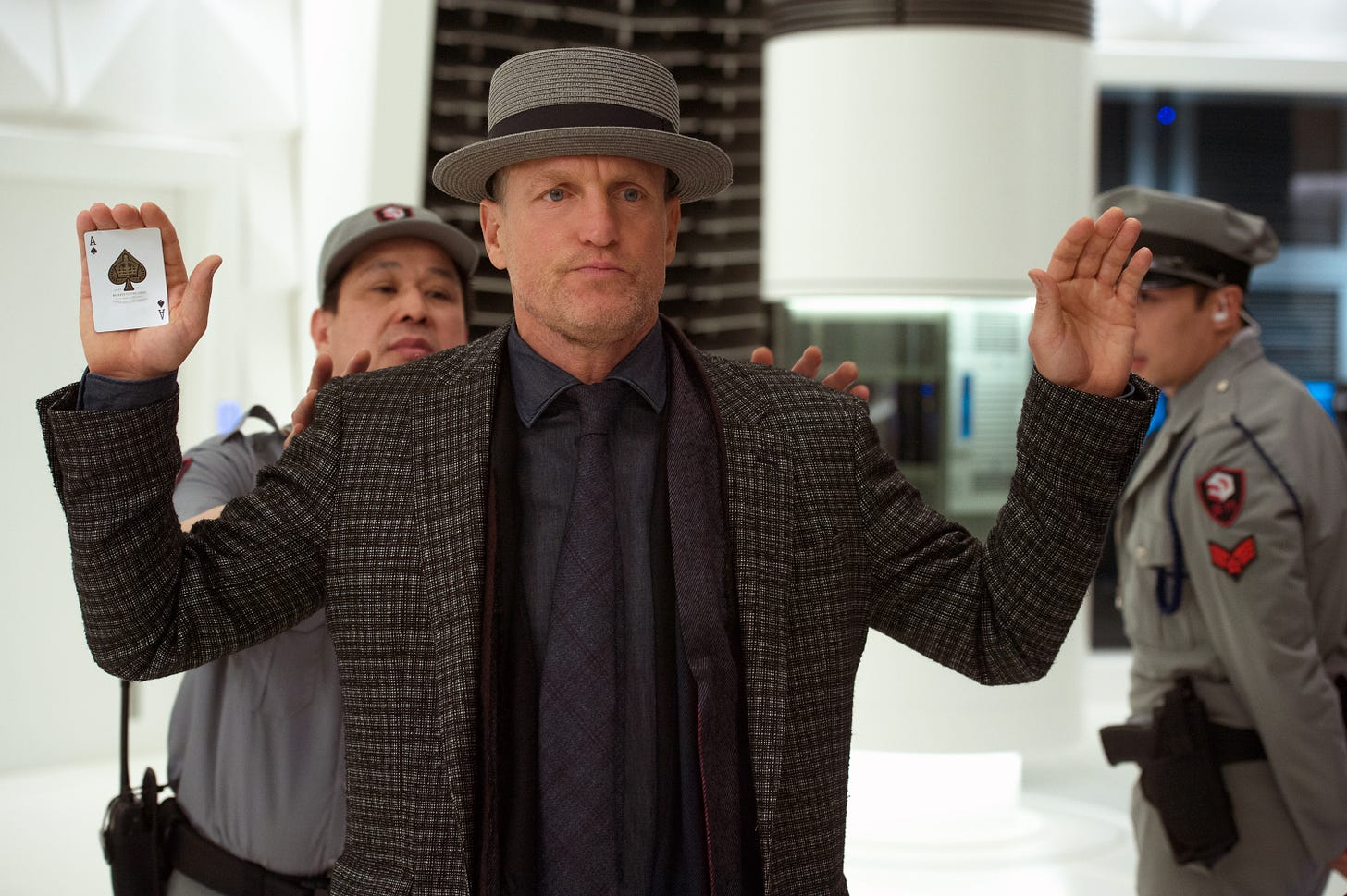 'Now You See Me,' now you don't: Sequel has too much up ...