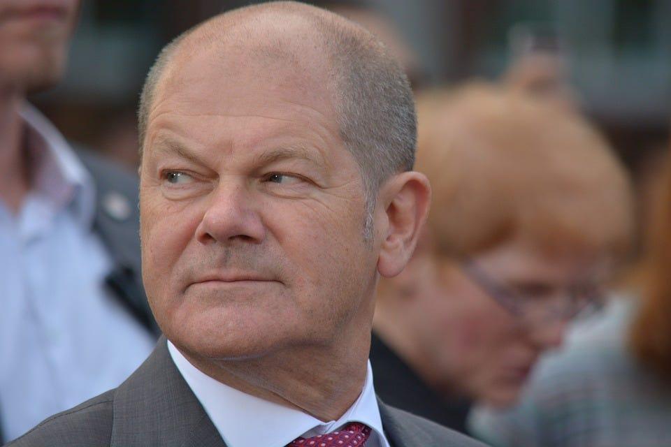 Mann, Politiker, Olaf Scholz, Hamburg