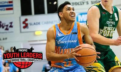 FIBA Pacific Youth Leaders Camp 2016