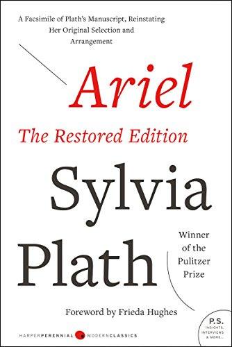 Amazon.com: Ariel: The Restored Edition: A Facsimile of Plath's Manuscript,  Reinstating Her Original Selection and Arrangement (Modern Classics) eBook  : Plath, Sylvia: Kindle Store