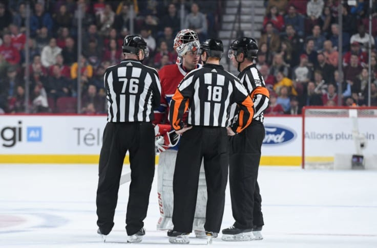 Montreal Canadiens: NHL officiating needs a serious review