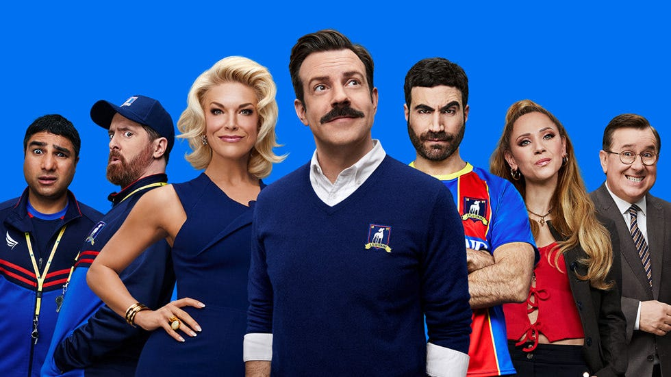 """Apple scores 35 Emmy nominations, including 20 for hit series """"Ted Lasso"""" -  Apple"""