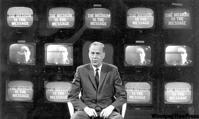Analyzing the Theories of Marshall McLuhan   HASTAC