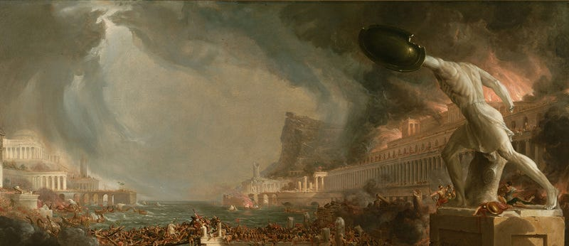 How the fall of the Roman empire paved the road to modernity | Aeon Essays