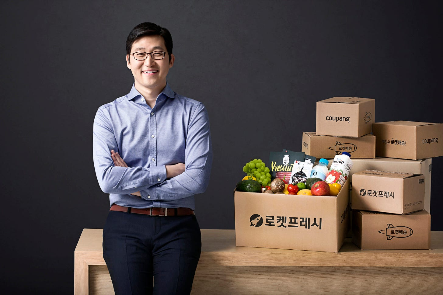 Coupang crushed Amazon to become South Korea's biggest online retailer