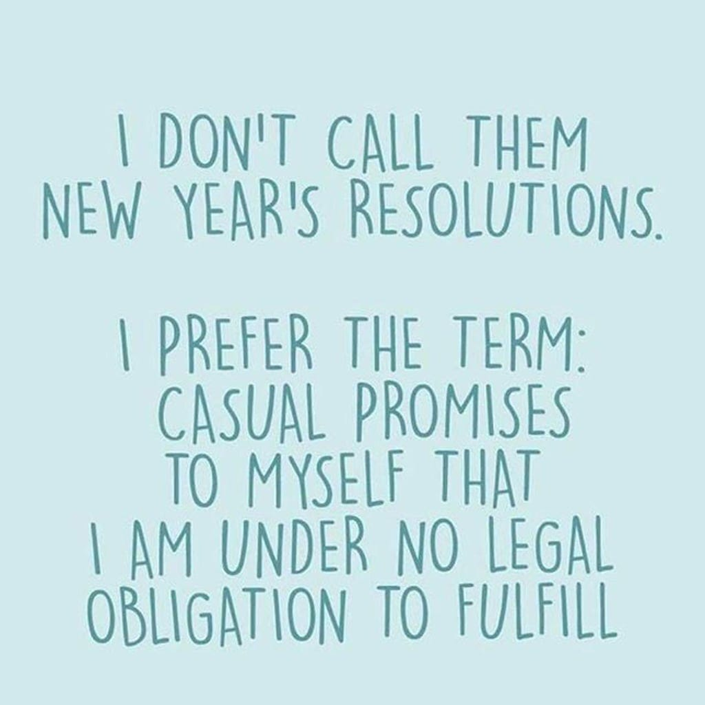 New Year's Resolution Memes | POPSUGAR Fitness