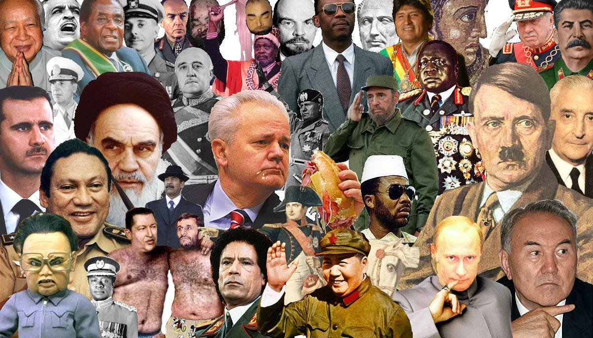 All the dictators Blank Template - Imgflip
