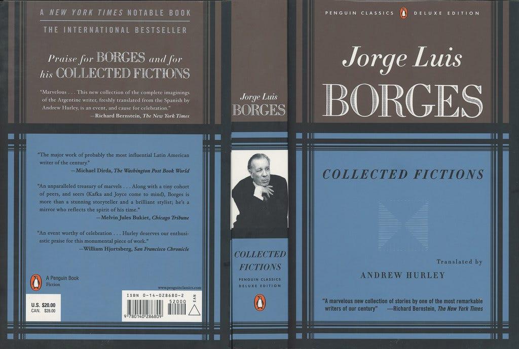 Penguin Books - Jorge Luis Borges - Collected Fictions (wi…   Flickr
