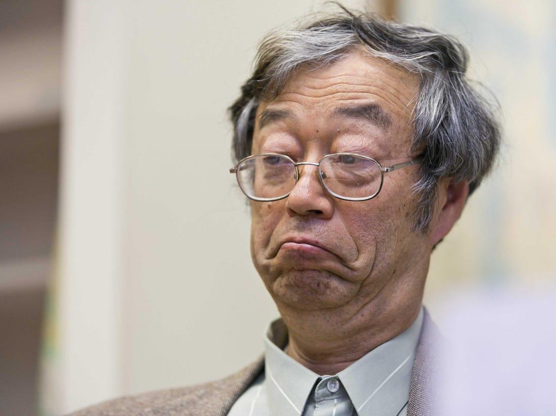 Nakamoto: I Was Misinterpreted - Business Insider