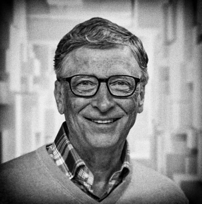 Ich habe Bill Gates nie getraut, und das sollten Sie auch nicht