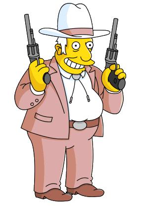 The Rich Texan | Simpsons Wiki | Fandom