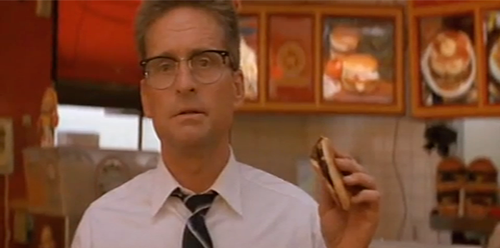 Reels and Records.: Falling Down (1993)