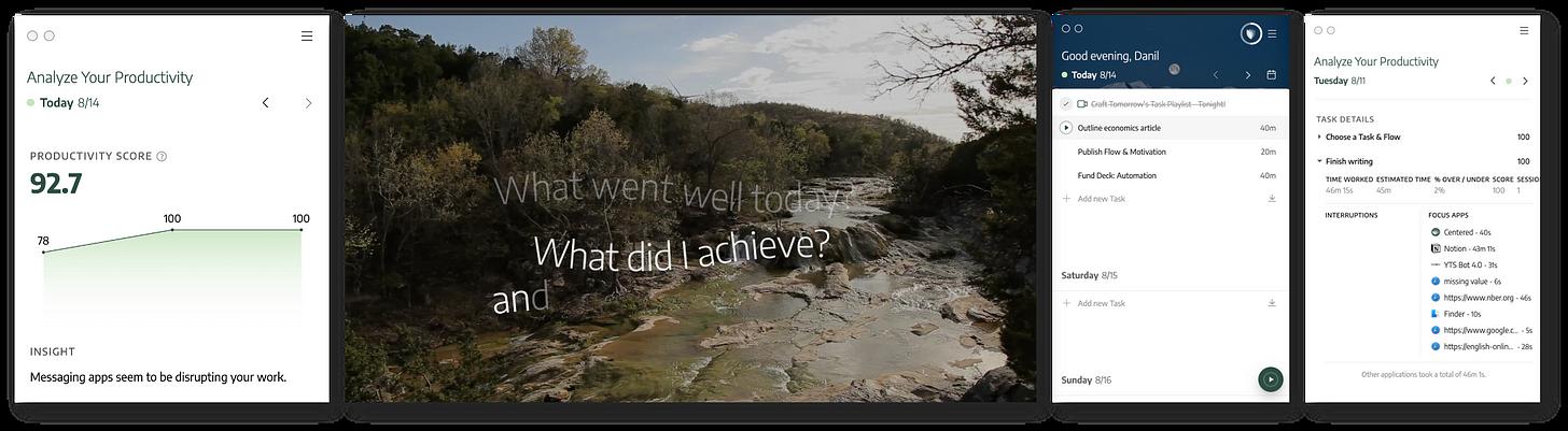 #001 Flow State & Motivation
