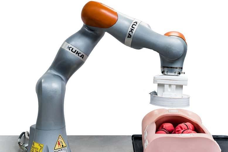 Robot-assisted colonoscopy