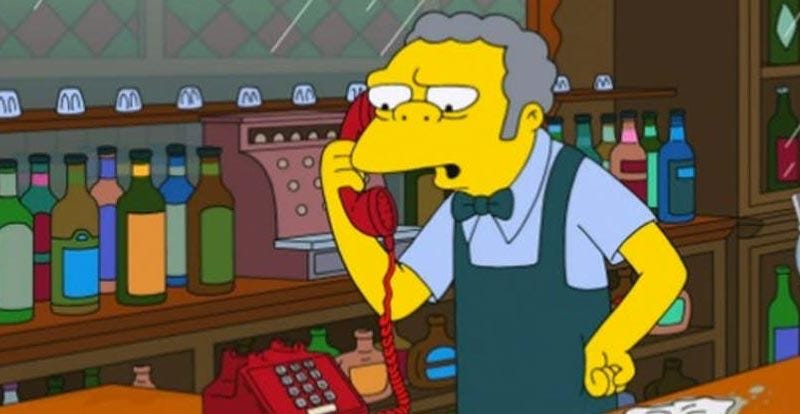 Goodfella to voice Moe's dad in The Simpsons - STACK   JB Hi-Fi