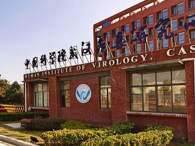 File:Wuhan Institute of Virology main entrance.jpg