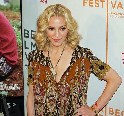 Madonna 2  by David Shankbone