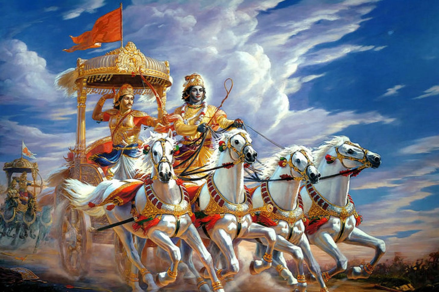 Part 1: #6 Business Sutra and Dharmashastra Lessons From Mahabharata for  Every Entrepreneur