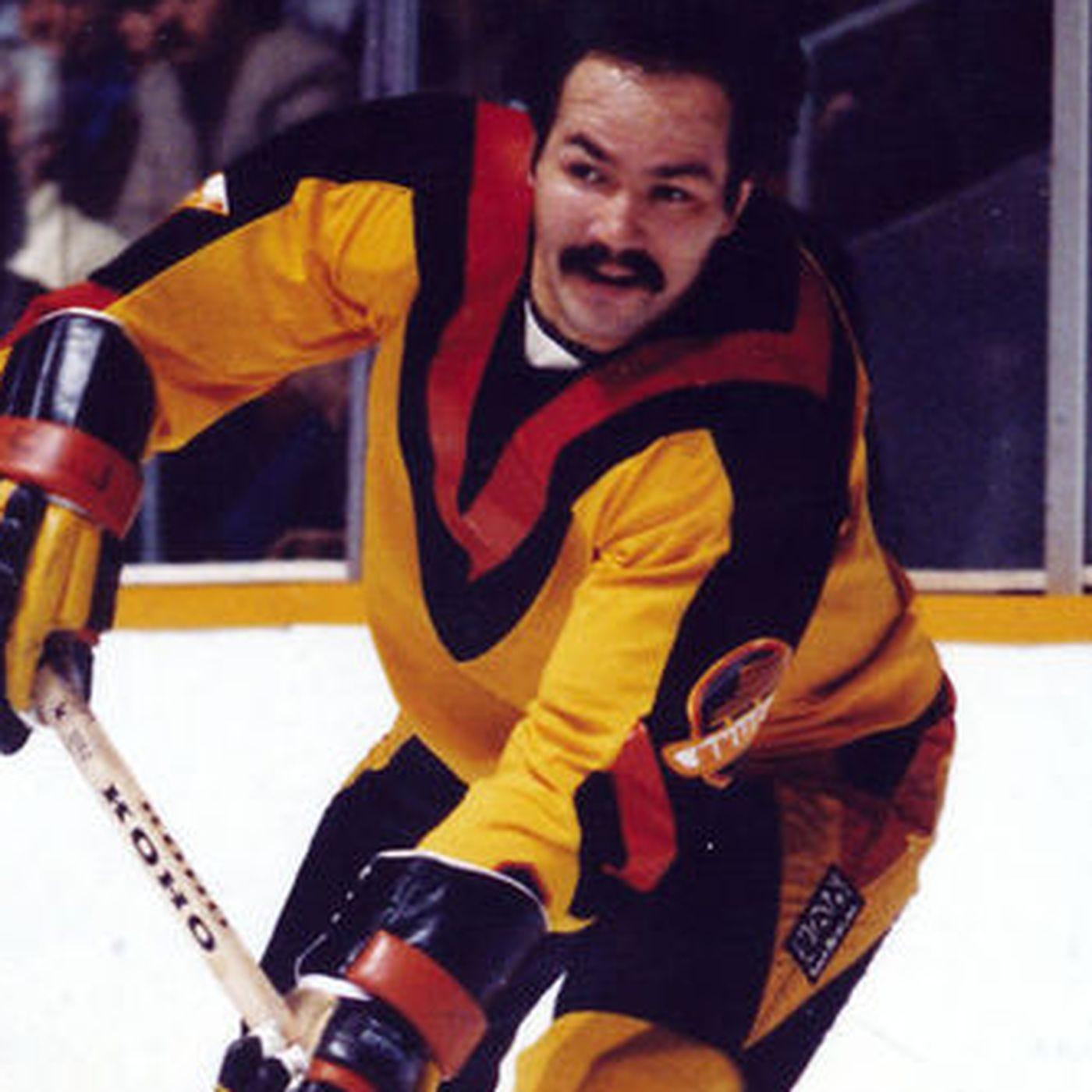 Top 10 Canucks Draft Picks: #8, Harold Snepsts - Nucks Misconduct