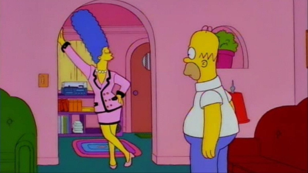 """Rob Copsey on Twitter: """"All Stars 5 cast: Marge's Chanel suit was right  there?… """""""