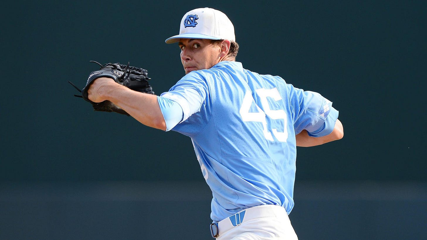 Podcast: Bosh to the Bigs - UNC Fall Baseball Observations, Austin Bergner Interview