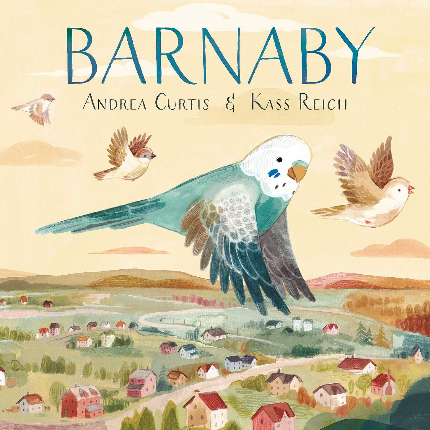 Barnaby by Andrea Curtis