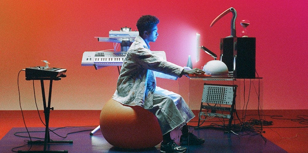 Toro y Moi: Outer Peace Album Review   Pitchfork