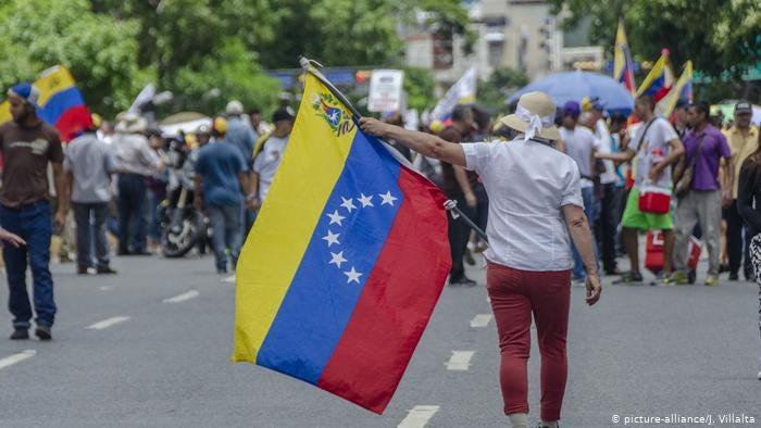 UN launches Venezuela human rights abuse probe   News   DW   27.09 ...