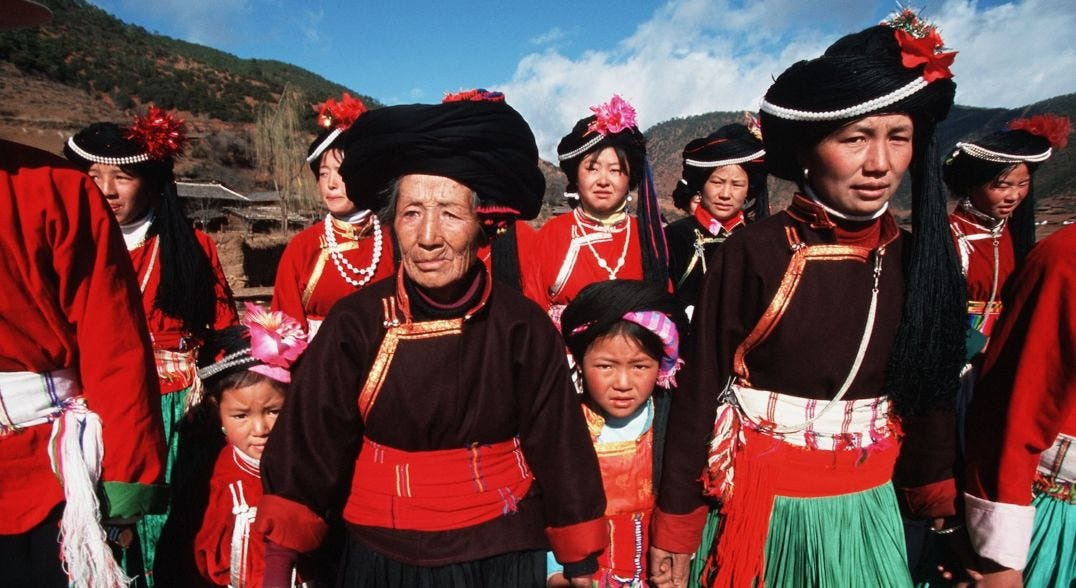 Matrilineal kinship womens health - Among the ethnically Mosuo community in China, some groups are matrilineal, meaning inheritance passes from mothers to their children rather than from fathers to sons.