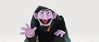 Image result for Count von Count