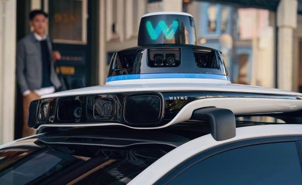 How Waymo's autonomous cars are driven by design.