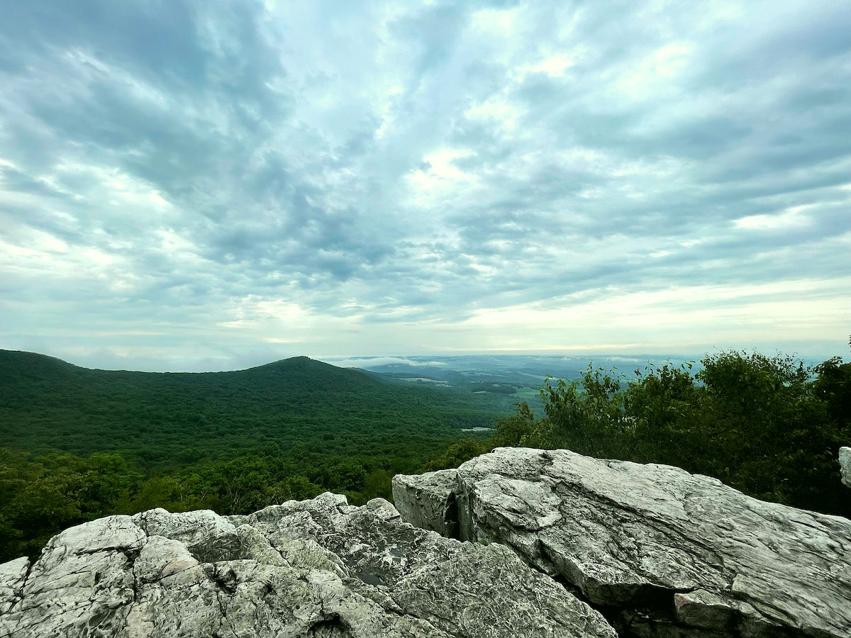 The Pulpit overlook