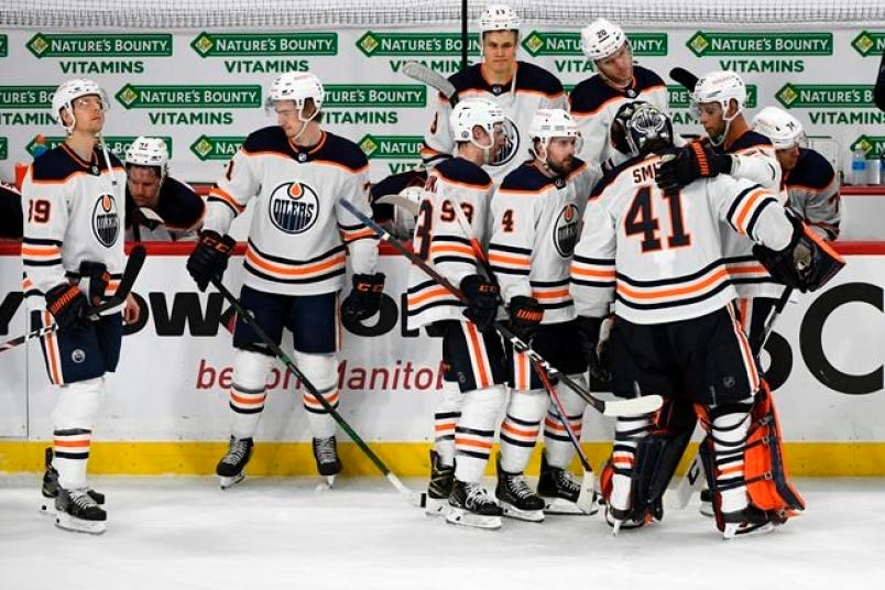It's still very fresh:' McDavid, Oilers look to move on from early playoff  exit   Times Colonist