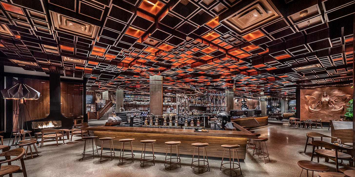 Starbucks Reserve Roastery New York | Starbucks | Archello