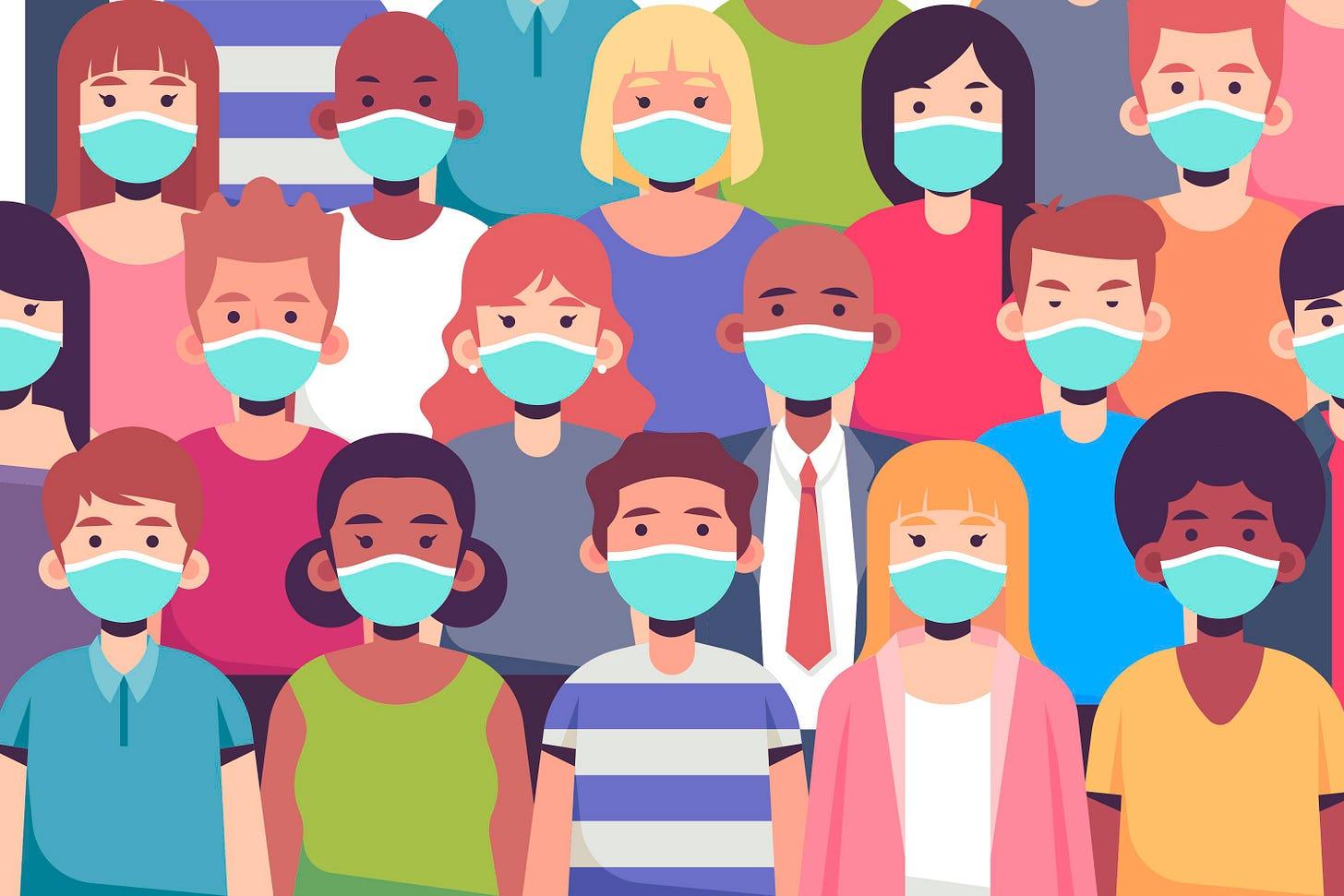 El peligro de centrarse en los síntomas de la pandemia y no en sus causas -  Duna 89.7 | Duna 89.7