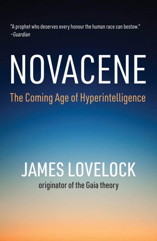 Novacene | The MIT Press