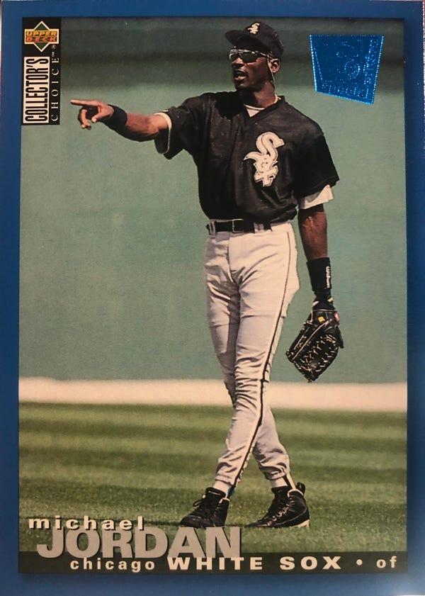 Michael Jordan Rookie, '94 Upper Deck, Collectors Choice