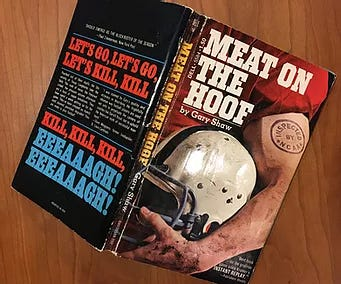 """Much Has Changed Since """"Meat on the Hoof"""" Rocked College Sports"""