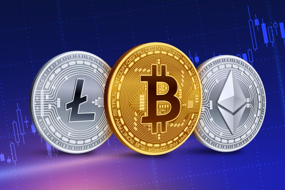 Trade Crypto for Less Coin | Interactive Brokers LLC