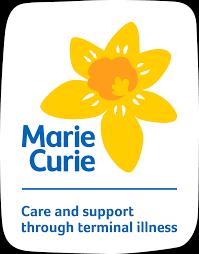 marie-curie-logo - Healthcare Management Trust