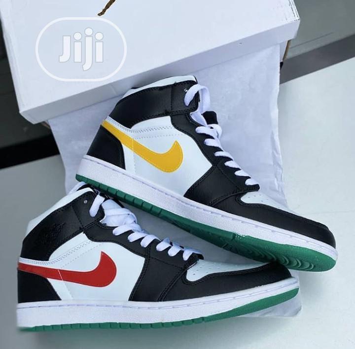 Air Jordan 1 Mid Alternate Swoosh in Magodo - Shoes, Bizzcouture ...